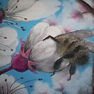 Bee Blossom by Sally Ford