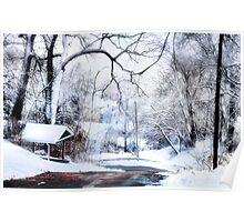 Winter Palette Poster