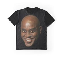 Ainsley Harriot: Oil Graphic T-Shirt