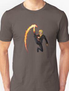 SANJI - FIRE LEG T-Shirt
