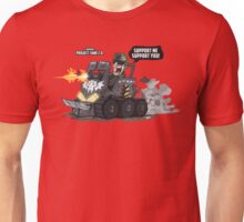 Project Tank 2.0 Fundraiser!!!! Unisex T-Shirt