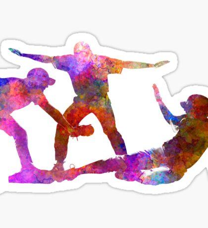 baseball players 03 Sticker