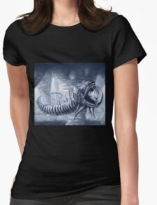 Undersea world Womens Fitted T-Shirt