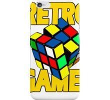 RETRO GAMER iPhone Case/Skin