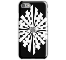Checka-Check Burst iPhone Case/Skin
