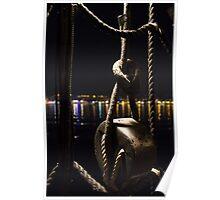 Night sailor Poster