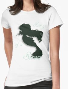 Song of a Siren Womens Fitted T-Shirt
