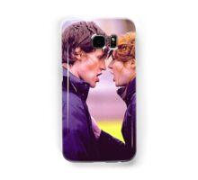 Matt Smith and Karen Gillan Samsung Galaxy Case/Skin