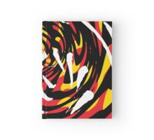Thumbprints with an Eye Forward Hardcover Journal