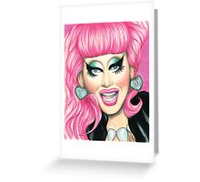 Trixie Mattel Greeting Card