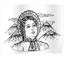 Elizabeth Bennet Poster