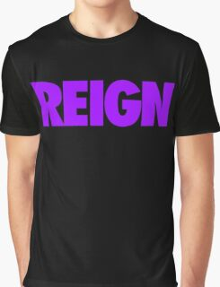 PURPLE REIGN Graphic T-Shirt