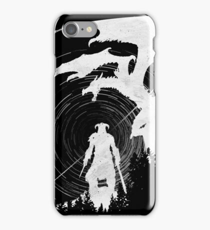 Dragon Fighter iPhone Case/Skin