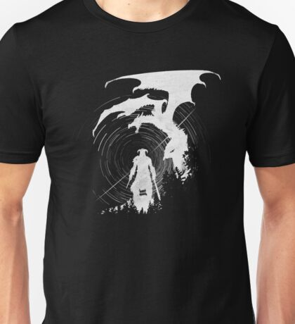 Dragon Fighter Unisex T-Shirt