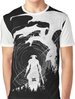 Dragon Fighter Graphic T-Shirt