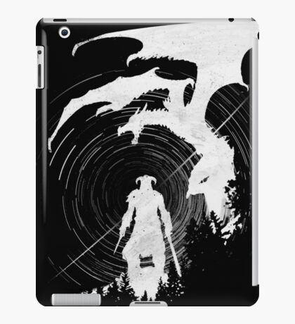 Dragon Fighter iPad Case/Skin