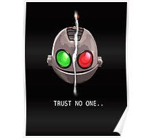 Clank & Klunk - Trust No One Poster