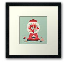 Sweet Love Framed Print