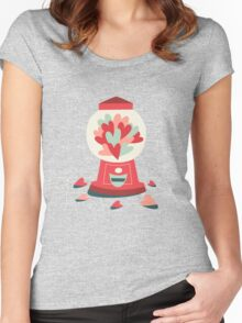 Sweet Love Women's Fitted Scoop T-Shirt