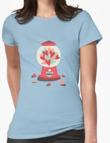 Sweet Love Womens Fitted T-Shirt