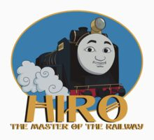 Hiro - The Master of the Railway Kids Tee