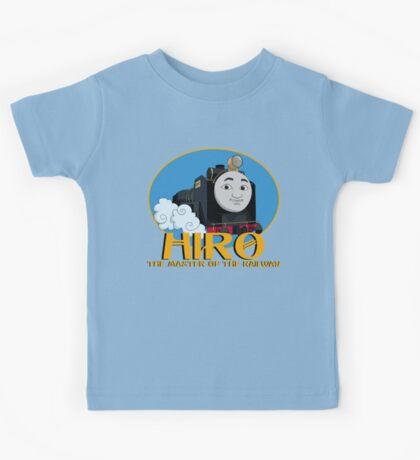 Hiro - The Master of the Railway Kids Tee