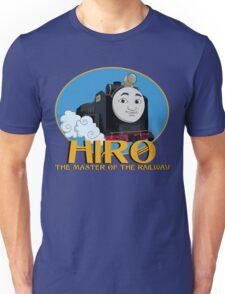 Hiro - The Master of the Railway Unisex T-Shirt