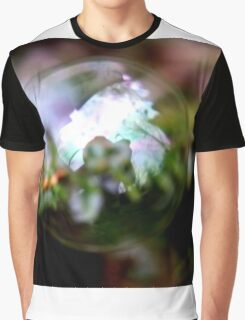 One Bubble, One Photographer Graphic T-Shirt