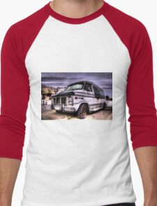 The old camper Men's Baseball ¾ T-Shirt