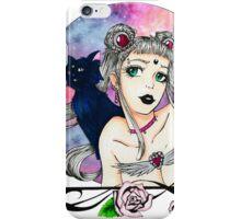 Pierced Sailor Moon - Sailor Moon Crystal iPhone Case/Skin