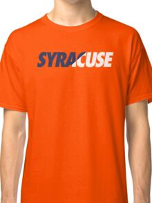 SYRACUSE - SLANT Classic T-Shirt