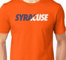 SYRACUSE - SLANT Unisex T-Shirt