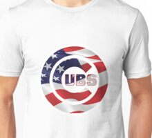 Cubs Flag Unisex T-Shirt