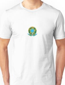 National Coat of Arms of Brazil Unisex T-Shirt