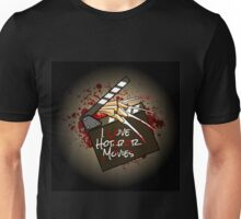 Horror Movie theme Unisex T-Shirt