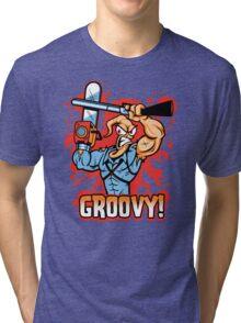 Earthworm Ash Tri-blend T-Shirt