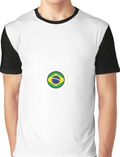 Marked by Brazil Graphic T-Shirt