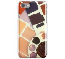 Earth Sunset Palette iPhone Case/Skin