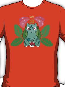 Bulbasaur, I choose you! T-Shirt