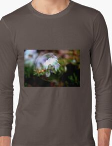 One Bubble, One Photographer Long Sleeve T-Shirt