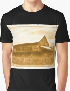 """Granny's Mansion (also known as, 'The Big House')""... prints and products Graphic T-Shirt"