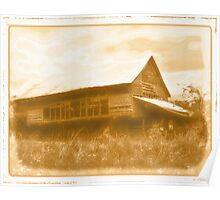 """""""Granny's Mansion (also known as, 'The Big House')""""... prints and products Poster"""