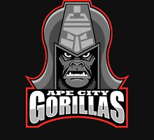 APE CITY GORILLAS Men's Baseball ¾ T-Shirt