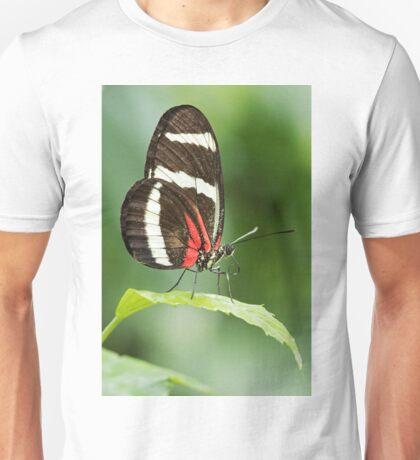 Butterfly and Pollen Unisex T-Shirt