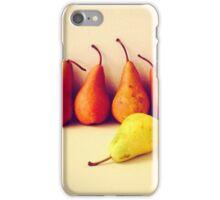 The Genius Of A Misfit iPhone Case/Skin