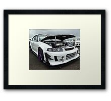 stand out - evo Framed Print