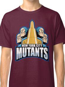 NEW YORK CITY MUTANTS Classic T-Shirt