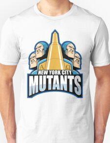 NEW YORK CITY MUTANTS T-Shirt