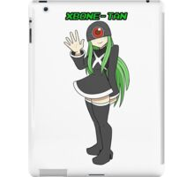 Xbone-tan, the Awkward Console iPad Case/Skin