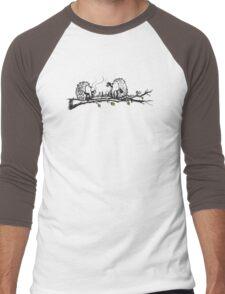 Checkmate! Men's Baseball ¾ T-Shirt